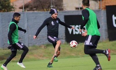 Olimpia debuta en la Copa Paraguay