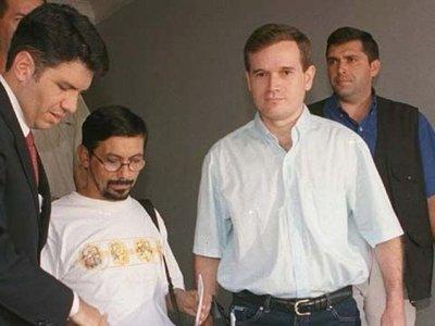 Sospechan que Arrom y Martí se fugaron del Brasil