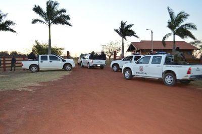 Atacan una estancia en Amambay y asesinan a un capataz brasileño