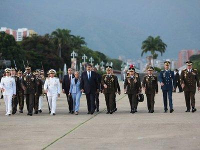 Maduro dice que Bachelet mintió en informe de DDHH