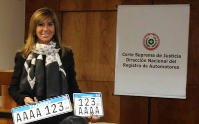 390.246 rodados registrados en Alto Paraná