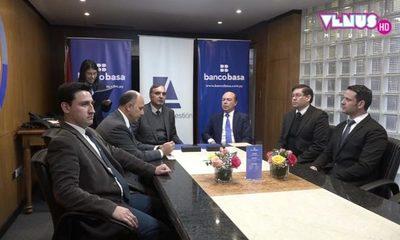 Banco Basa y AmTrust buscan facilitar compras de viviendas