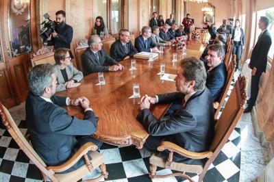Licitación para construir tercer puente con Brasil será lanzada este mes