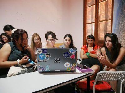 Vuelve la fiesta de mujeres en tecnología