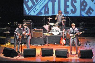 Pagan 341.000 dólares por el primer contrato de los Beatles