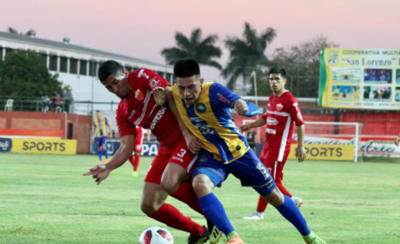 HOY / Otra vez no tiene suerte en su estreno en la Copa Paraguay