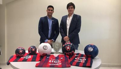 Argos Fan extiende contrato con Cerro Porteño y la APF