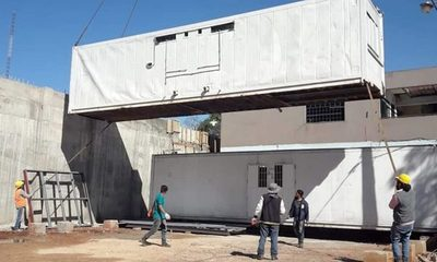 Reabren penitenciaría de Ciudad del Este