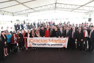 Marito crea Dirección de Defensa Animal y le recuerdan incumplimiento de ley de protección a los niños