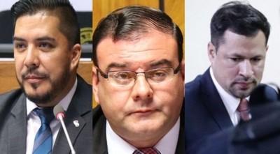 Pedirán pérdida de investidura de Quintana, Portillo y Rivas