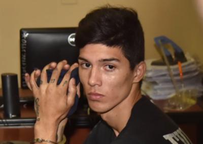 Suspenden audiencia de Bruno Marabel por la ausencia de fiscala