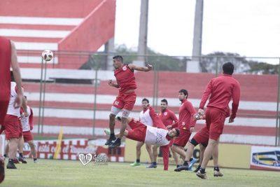 Rayadito: Debut del semestre en Copa Paraguay