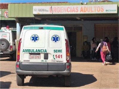 Chef sufre graves quemaduras en accidente laboral en Itapúa