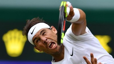 "Nadal se cita con Federer en ""semis"" de Wimbledon"