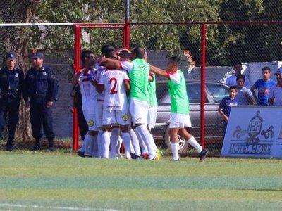 Mallorquín golea a Valenzolano y avanza de ronda en la Copa Paraguay