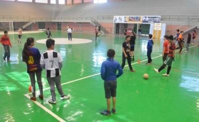 División de Deportes organiza Fiesta de San Juan para recaudar fondos