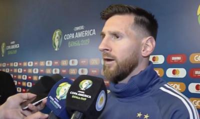 HOY / Reggae de Messi, las quejas del 10 hechas música