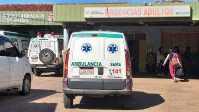 ENCARNACIÓN: CHEF SUFRE GRAVES QUEMADURAS EN ACCIDENTE LABORAL