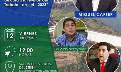 Hablarán sobre revisión del Tratado de Itaipú este viernes