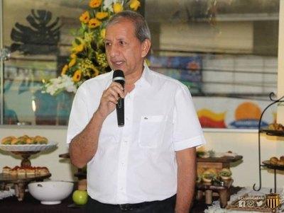 El que asoma para ser presidente de Guaraní