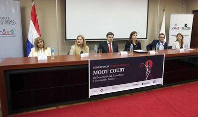 Lanzan competencia interuniversitaria Moot Court 2019