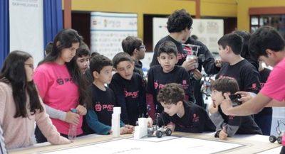 Final del Torneo Nacional de Robótica será este sábado