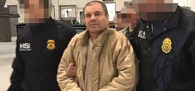 """Fiscalía pide cadena perpetua y 30 años más de cárcel para """"El Chapo"""" Guzmán"""