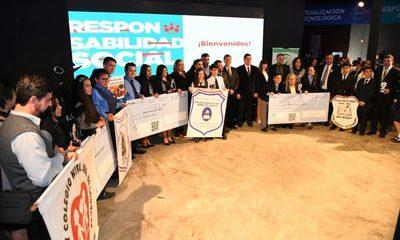 Premian a cinco colegios del Alto Paraná que colaboraron en lucha contra el dengue