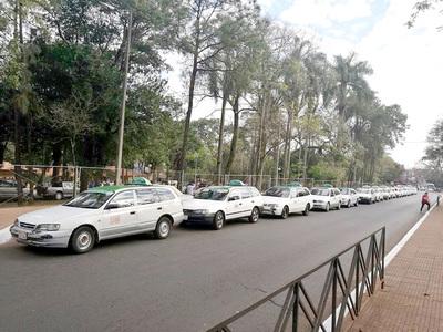Recaudación de taxistas disminuyó 90% en el primer semestre del 2019