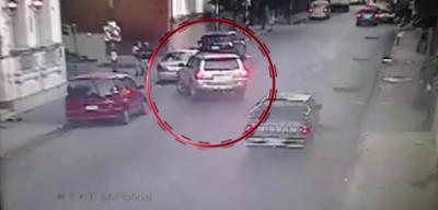 Se entregó conductor que atropelló a abuelita de 89 años