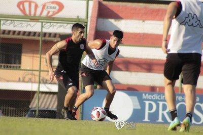 Nacional y San Lorenzo en duros choques por la Copa Paraguay
