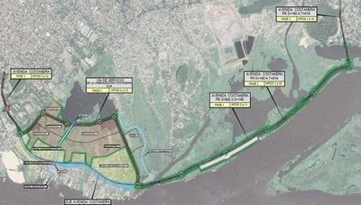Anuncian adjudicación de obras para la construcción de la Costanera Sur