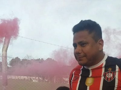 Confianza plena de Erwin Ávalos para el debut en Copa Paraguay