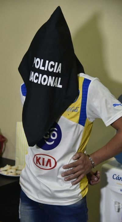 Cae un menor por homicidio en Luque