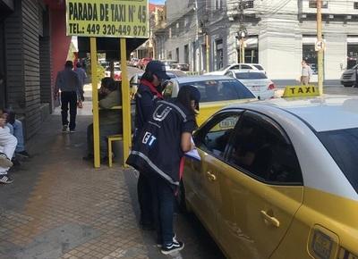 SET, tras los pasos de taxistas