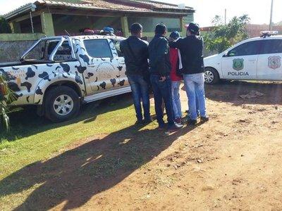 Allanamiento en busca de implicado en atentado a ingeniero agrónomo