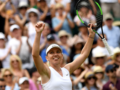 Williams y Halep definirán el título de Wimbledon