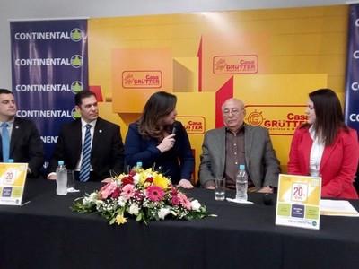 Banco Continental y Casa Grütter se alían para acercar beneficios a los clientes