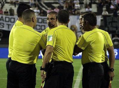 Estos son los árbitros elegidos para los primeros partidos del torneo de primera