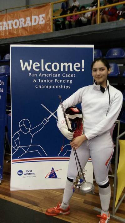 Montserrat Viveros escala posiciones en el ranking mundial