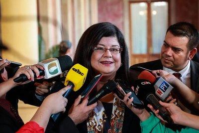 Carolina Llanes es nueva Ministra de la Corte
