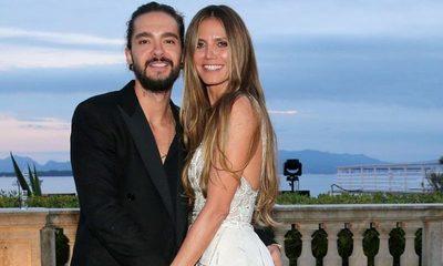 Heidi Klum y Tom Kaulitz se casaron en secreto