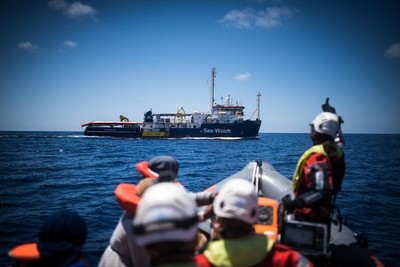 ONU llama a no penalizar a los barcos de oenegés humanitarias