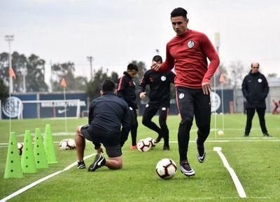 """""""Pizzi me pide que agarre el ritmo del fútbol argentino"""""""
