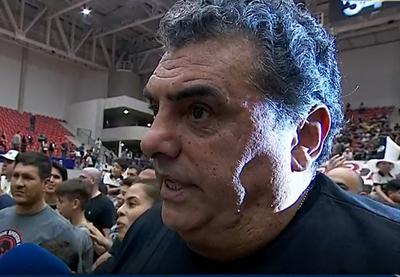 Carlos Romano destaca el esfuerzo de sus dirigidos y felicitó a San José