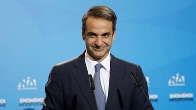 Nuevo Gobierno griego reconoce a Guaidó como presidente encargado