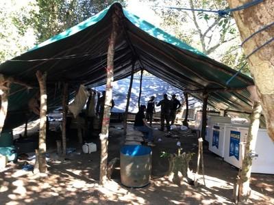 Desbaratan gran estructura narco en Amambay