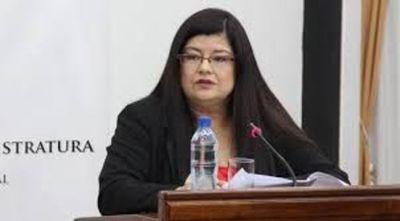 Nueva ministra de la Corte niega supuesta deuda con sectores políticos por su elección