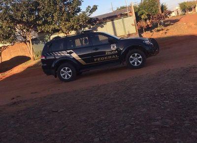 Enfrentamiento entre narcos y policías en Amambay