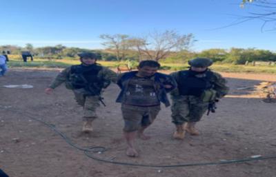 Tras enfrentamiento con banda de narcos, detienen a Fredy Irala supuesto miembro del PCC